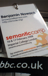 SemanticCamp Badge